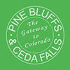 Pine Bluffs & Ceda Falls Railroad