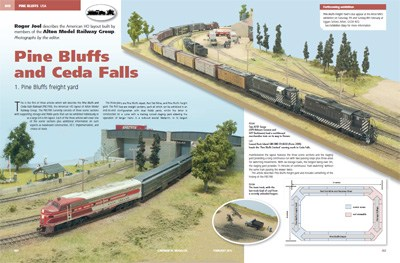 Freight Yard in February 2015 Continental Modeller